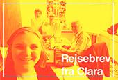 Rejsebrev fra Clara