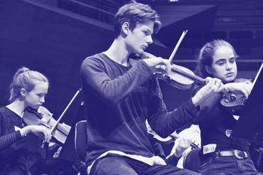 Orkesterfestivalen – musikken